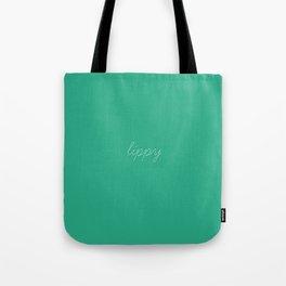 lippy woman Tote Bag