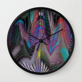 netcast Wall Clock