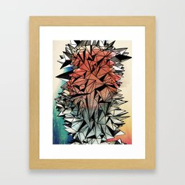 Party Down Framed Art Print