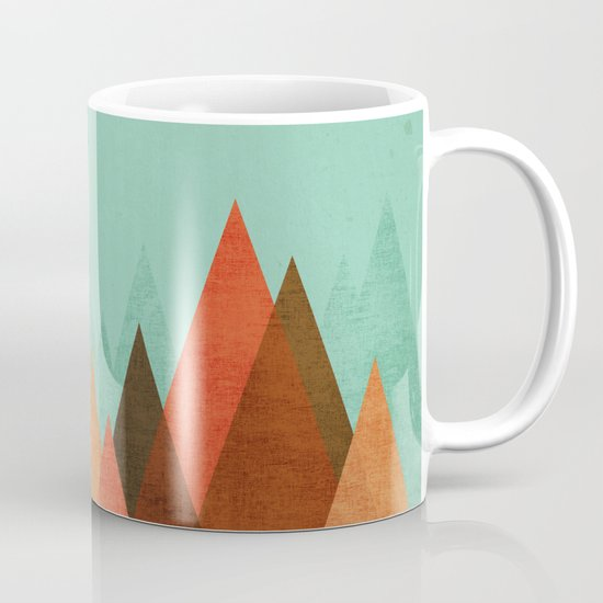 From the edge of the mountains Mug