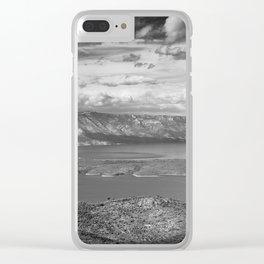 Hvar 4.1 Clear iPhone Case