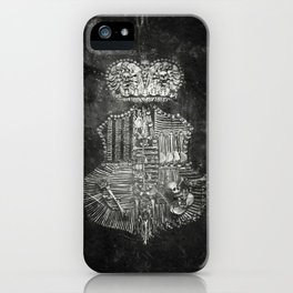Once Were Warriors iPhone Case
