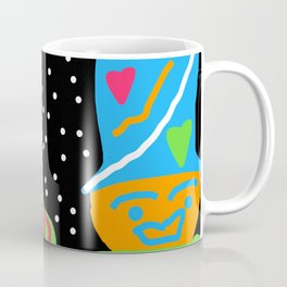 Snow Couple Coffee Mug
