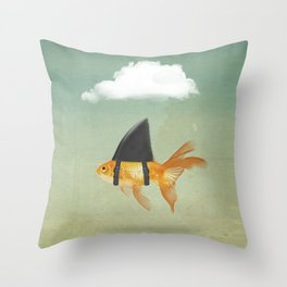 Brilliant DISGUISE - UNDER A CLOUD Throw Pillow