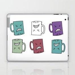 Yes Coffee - No Coffee Laptop & iPad Skin