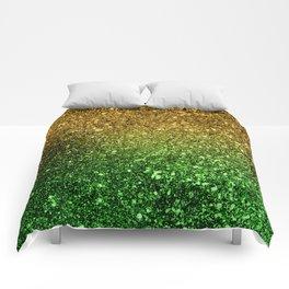 Ombre glitter #2 Comforters
