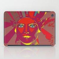 medusa iPad Cases featuring MEDUSA by Julia Lillard Art