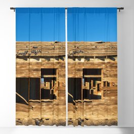 Desert Shack Blackout Curtain