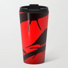 Free as a bird Metal Travel Mug