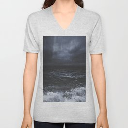 Lost in the sea Unisex V-Neck