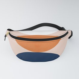 Abstraction_Balance_Minimalism_001 Fanny Pack
