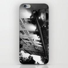 B&W Chez Eugene iPhone & iPod Skin