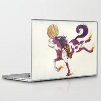 sagittarius Laptop & iPad Skins featuring Sagittarius by Cecilia M Creations