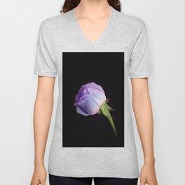 Flower_18 Unisex V-Neck