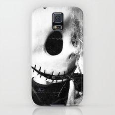 smoking jack skellington Slim Case Galaxy S5