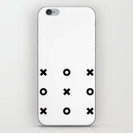 XOX O iPhone Skin