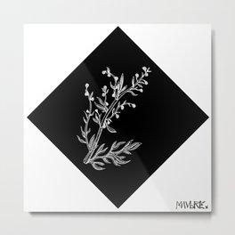 wormwood. Metal Print