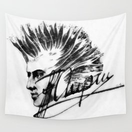 Chopin Wall Tapestry