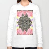 monika strigel Long Sleeve T-shirts featuring Monika by Ancient Origin