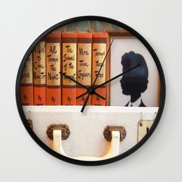 Grace Livingston Hill Part 1 Wall Clock
