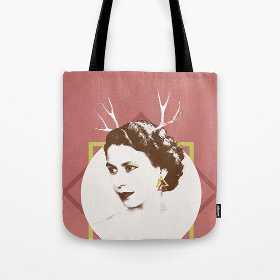 Elizabeth II : The Bold Tote Bag