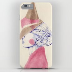 A Touch of Pink iPhone 6s Plus Slim Case
