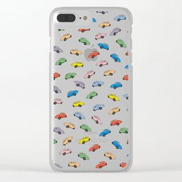 Beetles Clear iPhone Case