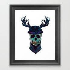 You where so Wild  Framed Art Print