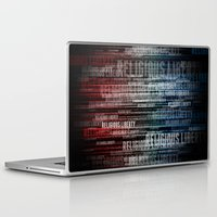 religious Laptop & iPad Skins featuring Religious Liberty by politics