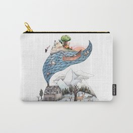 Invincible Summer Carry-All Pouch