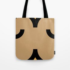 face 5 Tote Bag