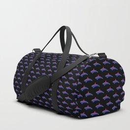 Bi Pride Orca Duffle Bag