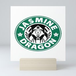 The Jasmine Dragon Mini Art Print
