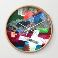 Parole Wall Clock