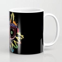 Majora's Splat! v.3d Coffee Mug