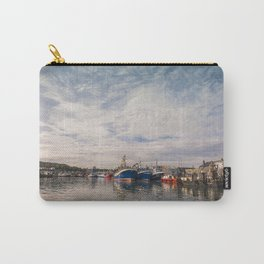 Irish landscape in Howth Carry-All Pouch