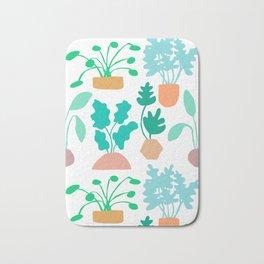 Houseplant Garden Bath Mat