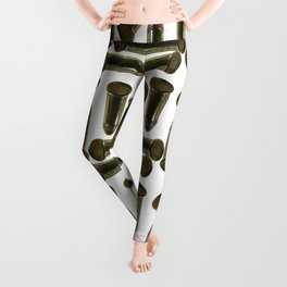 Low gage ammunition for sport target shooting Leggings