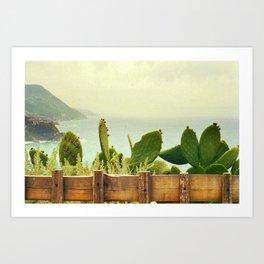 Calabria No. 1 Art Print