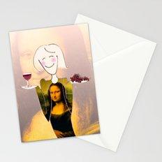 She Hearts Mona Stationery Cards