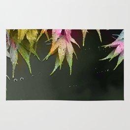 Acer Leaves Rug