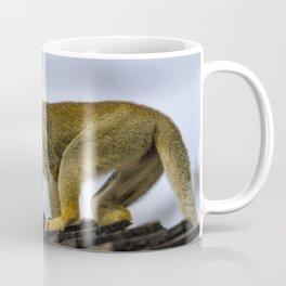 Monkey on the Roof Coffee Mug