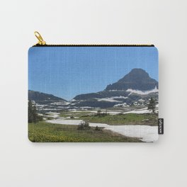 Valley of Flowers Carry-All Pouch