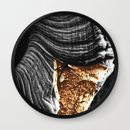 Big Horn — Icons & Relics. Wall Clock