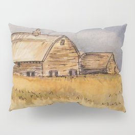 Barns and Windmill Pillow Sham