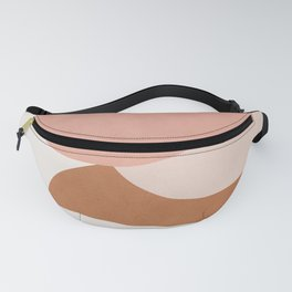 Abstract Stack II Fanny Pack