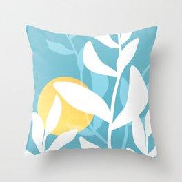 Bright Nights 02 Throw Pillow
