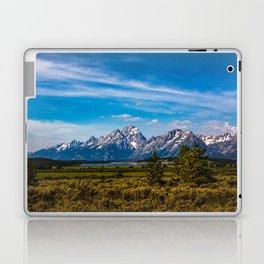 Teton Mountains Laptop & iPad Skin