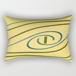 I am the Center of Everything Rectangular Pillow