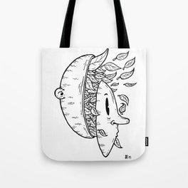 Leaves #1 Tote Bag